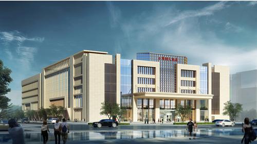 安顺西南国际生态城6#楼施工项目1