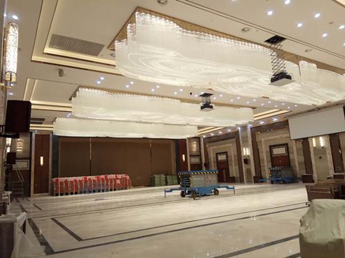 安顺西南国际生态城6#楼施工项目4